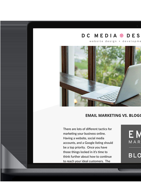 social media blogging email marketing dentists orthodontists orthodontist dentist